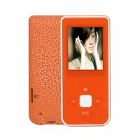 MP4 Player: MP3-Player Musik Bild Wiedergabe & E-Book-Reader, Micro SD Slot Z61