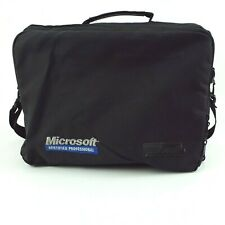 MICROSOFT Certified Professional Employee Laptop Bag | Rare Vintage Collectors