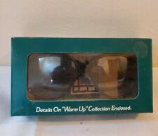 Vintage 1991 Alpine Sunglasses Glacier  Leather Ski Fishing NEW OPEN BOX