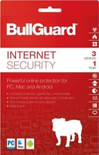 More details for bullguard internet security 2021 3 pc multi device - download