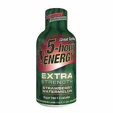 5-hour ENERGY Strawberry Watermelon Extra Strength Shots - 9 Count