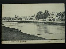 More details for scotland dumfries the white sands c1913 postcard by valentine 20460