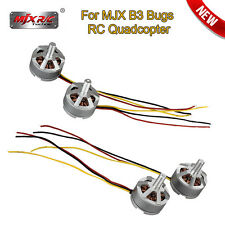 4pcs CW+CCW 1806 1800KV Brushless Motor For MJX B3 Bugs 3 2.4G Drone Quadcopter