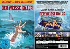 Der Weiße Killer dvd NEU, deutsch, The Last Jaws, Shark, Hai Horror 1981, weisse
