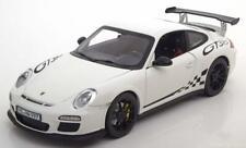 1:18 Norev Porsche 911 (997) GT3 RS 2010 white/black