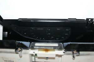 Speedometer Instrument Cluster 01 02 Lincoln Continental Panel Gauge 92,854 Mile