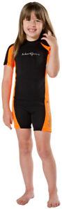 NeoSport Children's Shorty 2 MM Wetsuit, Size 04