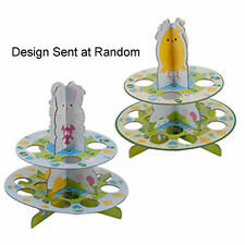 de Pâques cuisine - Niveau 2 œuf / Présentoir Cupcake - aléatoire Design envoyé