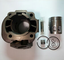 40mm Cylinder Kit Yamaha Jog 50 Piston and rings wrist pin  bearings clips