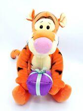 "Gund 11"" Tigger Plush Stuffed Toy Disney Pooh 100 Acre Collection EUC"