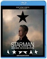 David Bowie Starman Sound And Vision 1947-2016 BBC Special Blu-ray 1 Disc Music