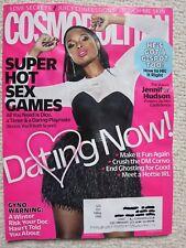 Cosmopolitan Magazine November 2017 The Voice's Jennifer Hudson Powers Up