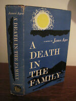 A Death In The Family James Agee Pulitzer Prize 1st Edition 3rd Printing