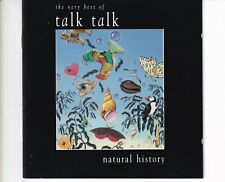 CD TALK TALK natural history - the very best of 1990 EX+ (A5476)