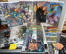 15 DC Comics SHOWCASE 1993-1995 Catwoman Two Face Joker Huntress Thron + more