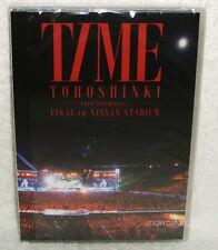 TOHOSHINKI LIVE TOUR 2013 TIME FINAL in NISSAN STADIUM Taiwan 2-DVD (TVXQ)