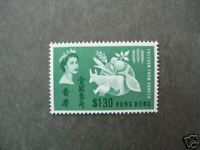 Hong Kong 1963 Freedom from Hunger  stamp MNH