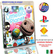 LITTLE BIG PLANET GIOCO PS3 NUOVO ITALIANO SONY PS3 IT