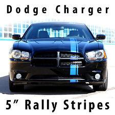 "Dodge Charger Mopar Style Racing stripe stripes 5"" 2011 & Up"
