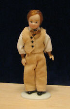 1/12, Dolls House Miniature Porcelain Son Boy Child children Doll Nursery BN LGW