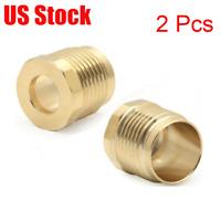 2Pcs For SeaDoo Brass Steering & Reverse Cable Lock Nut GTX RXP RXT GTI GTS XP