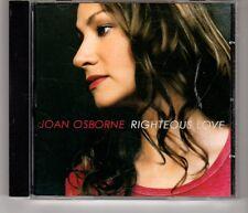 (HH792) Joan Osborne, Righteous Love - 2000 CD