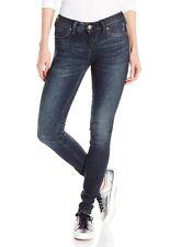 Silver Jeans Junior's Suki Mid Rise Super Skinny Jean Sz 24 W 31 L