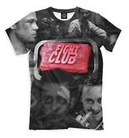 Fight club soap tee - legendary movie t-shirt fighting theme