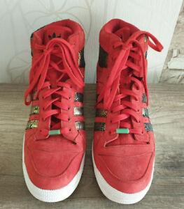 "Adidas Originals DECADE OG MID ""Year of the Snake"" schuhe Sneaker Rot Gr. 46 2/3"