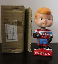 1960's Montreal Canadiens Mini Bobblehead *H508