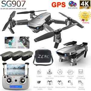 2021 migliore RC Drone SG907 5G WIFI GPS rc Quadcopter con 1/ 2 /3-batterie W1A8
