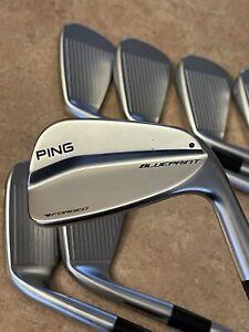 Ping BluePrint Iron Set 4-PW