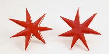 Jem And The Holograms Star Earrings (FS) 80's Misfits Cartoon Retro