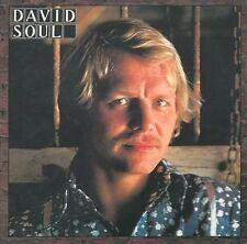 DAVID SOUL David Soul Vinyl Record LP Private Stock PVLP 1012 1976 EX