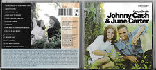 CD**Carryin' on with JOHNNY CASH & JUNE CARTER**13 titres