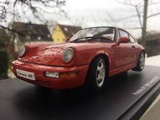 """AUTOart Porsche 911 964 """"RS"""" Mega Rarität 1:18"""