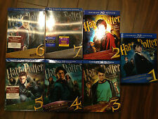 Harry Potter Ultimate Edition + brand new Harry Potter Steelbook
