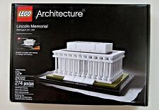 Lego Architecture Lincoln Memorial 21022 New in Box US SELLER