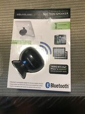 SOUNDLOGIC XT BLUETOOTH WIRELESS RECHARGEABLE SUCTION SPEAKER IPHONE/ANDROIDIPAD