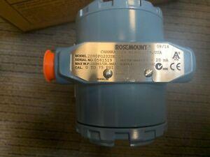 NIB ROSEMOUNT 2090FG2S2DE1Q4 Sanitary Pressure Transmitter 0-75 PSIG with Certs