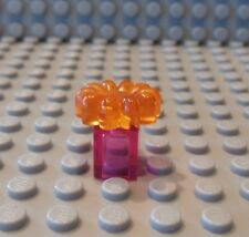 NEW Lego Trans Pink CONTAINER BOTTLE Perfume Jar  Minifig Accessory