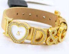 NEW Genuine DOLCE&GABBANA women's watch DW0004 I love D&G Gold
