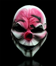 Slipknot Joey Clown Mask Shawn Crahan White Mohawk Tour Halloween Party Props