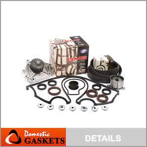 Timing Belt GMB Water Pump Valve Cover Fit 96-01 Acura Integra 1.8 Honda CRV 2.0