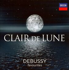 Various Artists - Claire de Lune: Debussy Favorites / Various [New CD]