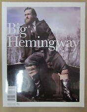 BIG Magazine #63 (2007) / Hemingway Issue: Bullfighting, Cuba, Drinks / VG++
