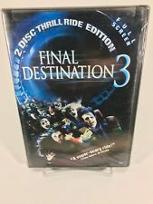 Final Destination 3 (DVD, 2006, 2-Disc Set, Full Frame Special Edition)