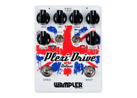 Wampler Plexi-Drive British Deluxe Overdrive - FREE 2 DAY SHIP