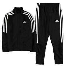 adidas Tiro Poly Tracksuit Junior Boys SIZE 9-10 Years REF 635*