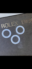 Genuine Rolex/Bienne Switzerland White Date Indicator Wheel Disc for Cal 3135